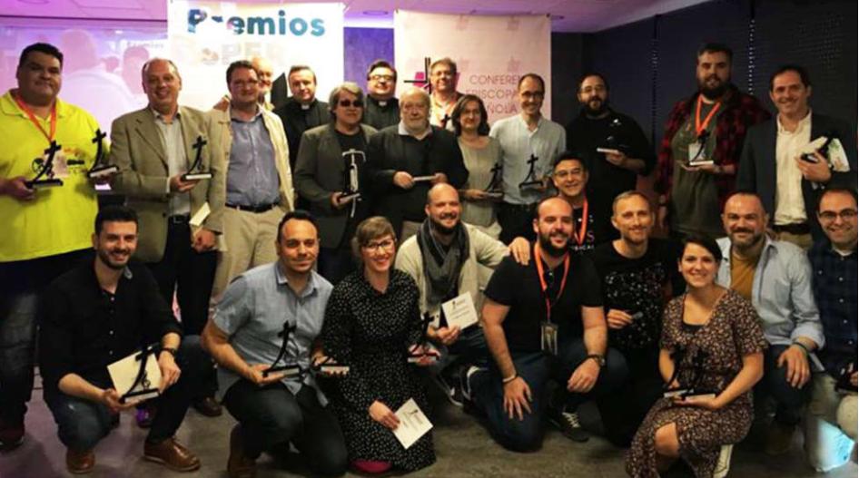 Así han sido los premios SPERA: 'Religión COPE' entre los premiados